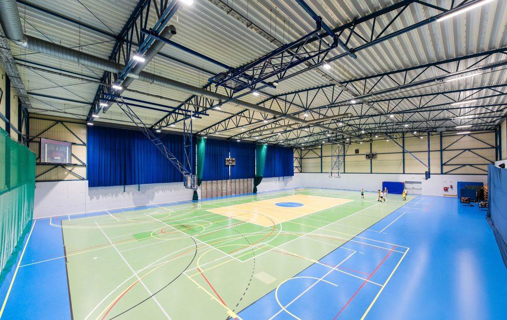 Sports hall – OSIR Grodzisk Mazowiecki