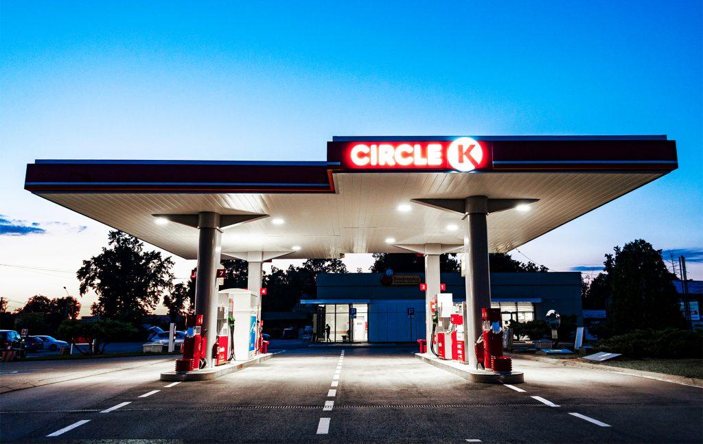 Stacja paliw Circle K