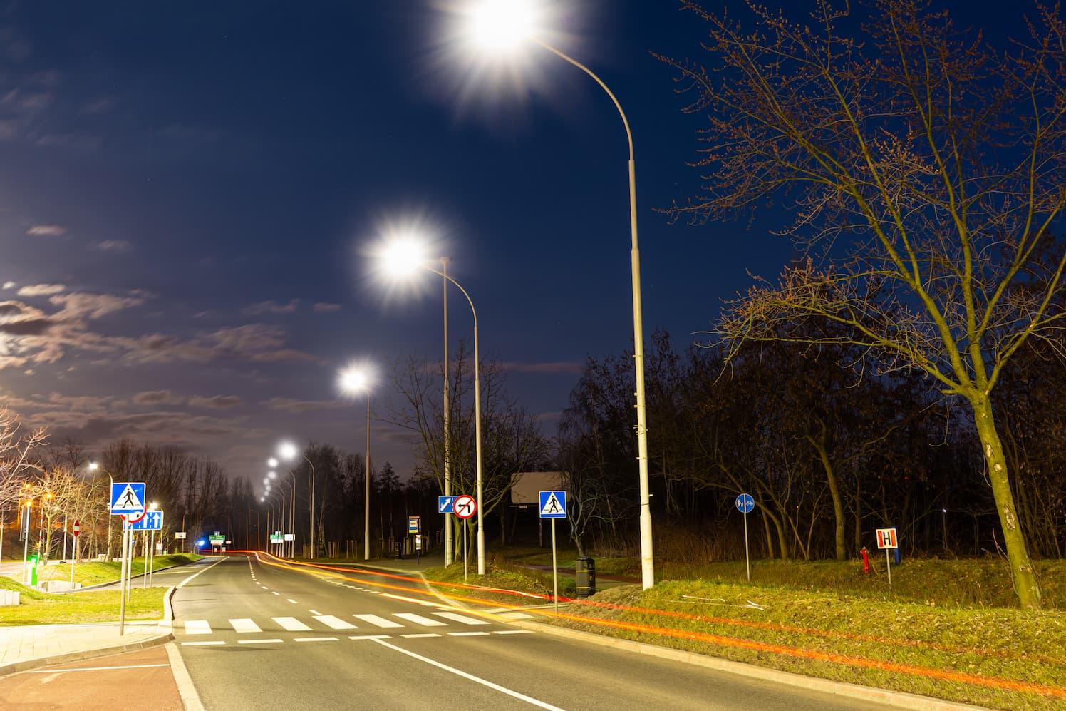 lampy drogowe LED