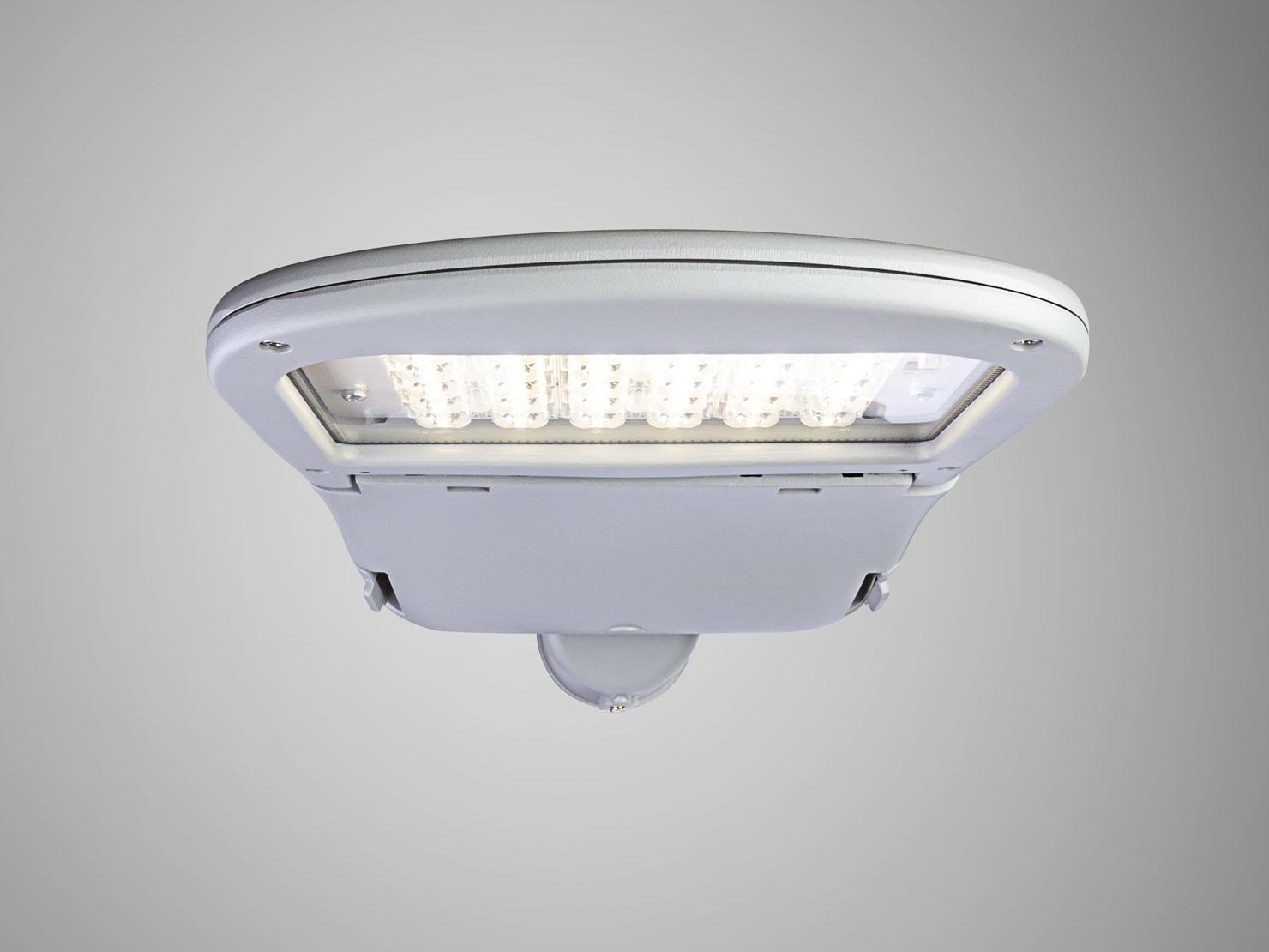 zewnętrzne lampy uliczne LED