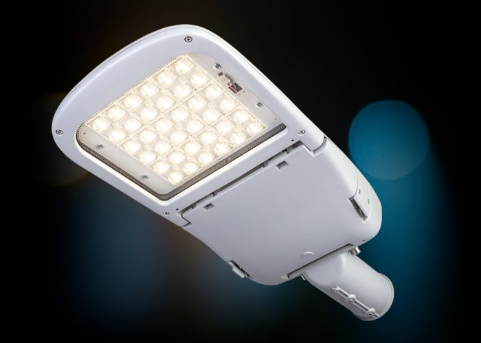 lampa LED uliczna