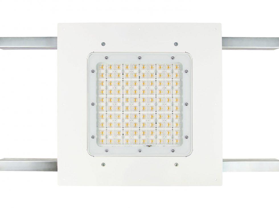 oświetlenie stacji benzynowych LED na wymiar